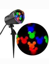 Disney Mickey Mouse Fantastic Flurry LED Spotlight Outdoor Projector 849701