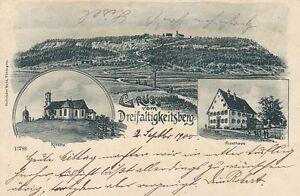 Ansichtskarte Baden Württemberg Gruss vom Dreifaltigkeitsberg Spaichingen