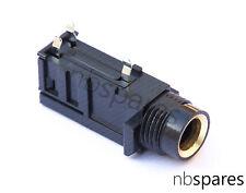 "Auricular Micrófono de 1/4 ""de 6.35 mm jack socket Pioneer Djm 800 600 Etc dkn1281 dkn1622"