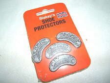 4 blakeys Metall Schuhe Spitze Absatz SEGS Schuh Boot Sohle Größe 8 Protector Hammer