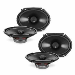 Factory OEM Speaker Upgrade Package for 2005-2007 Ford Five Hundred    NVX