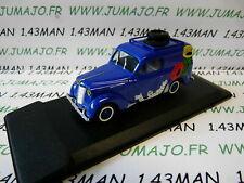 MICH1 voiture 1/43 ELIGOR : RENAULT JUVAQUATRE Tolée MICHELIN V5101