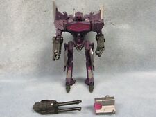 Transformers 2012 Generations Deluxe Class Shockwave Complete