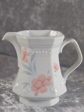 Mitterteich Porzellan 2040 SISSI Milchkännchen Kaffeeservice rosa Blüte