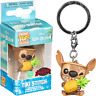 Funko pop key chain lilo y stitch tiki stitch figure figura llavero film tv
