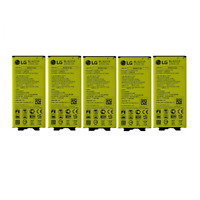 KIT 5x LG BL-42D1F 2800 mAh Replacement Battery for LG G5