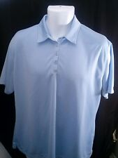 Men's Eco Closed Loop Apparel Golf Polo Shirt 2XL, Recycled & Recyclable NWOT