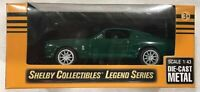 Carroll Shelby Collectibles Legend Series 1:43 1967 Shelby GT500 Mustang DieCast