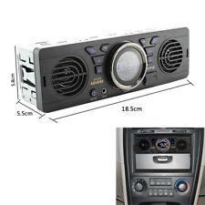 1Din 12V Car MP3 Radio Audio Player Built-in 2Speaker Stereo FM USB/TF Card Port