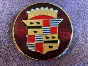1947-1952 Cadillac Hubcap Medallions
