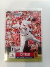 2005 (Cardinals) Donruss Press Proofs Red #342 Scott Rolen /200