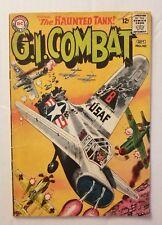 G.I. COMBAT #101 (DC COMICS 1963) EARLY HAUNTED TANK! CLASSIC DC WAR COMICS!