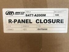 Closure Strip Foam For R Panel U Panel Osis Metal Roofing 100 Stripsbox