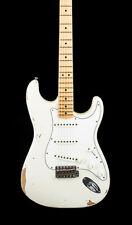 Fender Custom Shop1968 Stratocaster Relic - Aged Olympic White