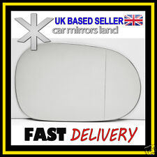 Right Driver Side Wing Mirror Glass  MERCEDES ML W163 98-02 Wide Angle