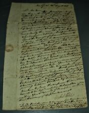 New listing 1810 Revolutionary War Veteran Drummer Accused Being Poisoned At Tea Table vafo