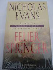 Feuerspringer gebunden Nicholas Evans