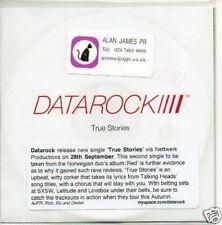 (455V) Datarock, True Stories - DJ CD