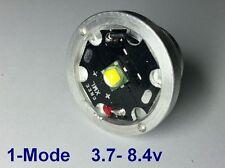 XM-L T6 1 mode for UltraFire C8 flashlight 3.7-8.4v module