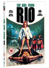 The Girl from Rio - DVD NEW & SEALED - Richard Wyler, Maria Rohm, Jess Franco