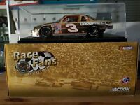 Dale Earnhardt 1990 Goodwrench Chevy Lumina Action ARC 1/24 GOLD RFO RACE FANS