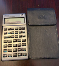 Hp 17bIi+ Financial Calculator - excellent condition
