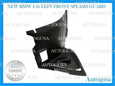 NEW BMW E46 3 FRONT LEFT WHEEL ARCH LINER SIDE INNER SPLASH GUARD FENDER FLARES