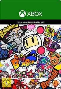 [VPN Aktiv] Super Bomberman R Spiel Key - Xbox Series / One X S Download Code