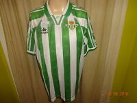 "Betis Sevilla Original Kappa Heim Trikot 1995-1997 ""ohne Hauptsponsor"" Gr.XXL"