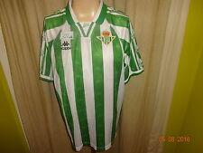 "Betis Sevilla Kappa Heim Trikot 1995-1997 ""ohne Hauptsponsor"" Gr.XXL TOP"