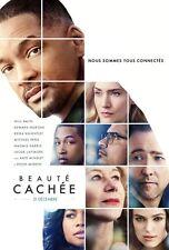 Affiche 40x60cm BEAUTÉ CACHÉE /COLLATERAL BEAUTY 2016 Will Smith, Winslet NEUVE