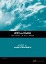Judicial Review: The Laws of Australia by Mark Robinson (Paperback, 2014)