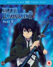 NEW Blue Exorcist - Definitive Edition Part 1 - Episodes 1 to 12 Blu-Ray