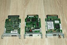 Cisco HWIC-1ADSL and HWIC-3G-GSM for CCNA CCNP Lab 1 Year Wty