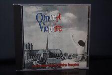 CD  -   CONCERT DE LA VICTOIRE
