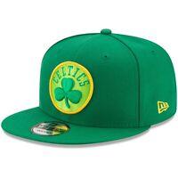 Boston Celtics New Era Hometown UV 9FIFTY Adjustable Snapback Hat - Kelly Green