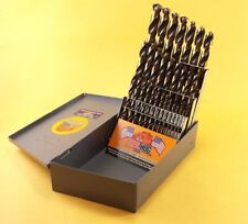 Drill Hog® 29 Pc HI-Molybdenum M7 HSS Drill Bit Index Set 100% Lifetime Warranty