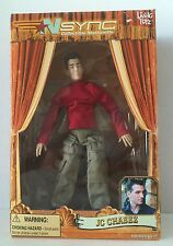 "NSync Marionette Doll 2000 Collectible JC Chasez 10"" Tall N'Sync"