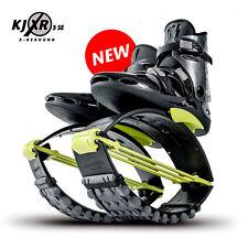 Orginal Kangoo Jumps KJ XR3 Springschuhe Black/Yellow Größe M (39,5 -42)