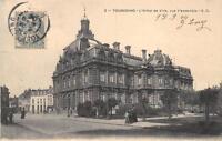 CPA 59 TOURCOING L'HOTEL DE VILLE VUE D'ENSEMBLE