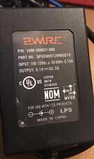 2Wire ACWS011C-05U AC Adapter 1000-500031-000 5.1V 2.2A A19