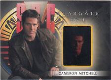 Stargate SG1 Season 10 Film Clip Gallery Rewards card F10  (Ben Browder)