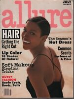 Allure Magazine July 1993 Naomi Campbell 091319AME