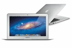 """Apple MacBook Air6,1 11.6"""" (2013) Core i5 1.3GHz 4GB 128GB SSD - A1465 - 1 YW"""