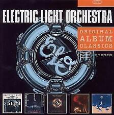 ELECTRIC LIGHT ORCHESTRA - Original Album Classics -- 5 CD  NEU & OVP