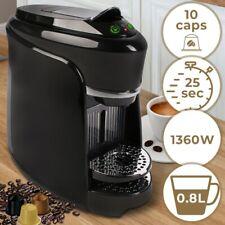 Kaffeemaschine für Nespresso Kapselmaschine Kaffeeautomat Mutli-Getränke-Automat