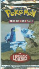 WOTC Pokemon  EX Hidden Legends Booster Pack New
