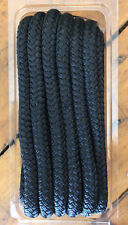 "DOUBLE BRAID DOCK LINE  1//2/"" X 15FT FOREST GREEN 39701  4 PAC 15/"" EYE SPLICE"