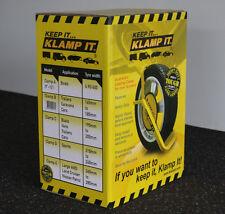 Klampit Wheel Clamp 'Model B'