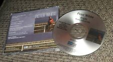 PETER WHITE promo single BRIGHT radio edit 2009 cd RADIO STATION ADVANCE Concord